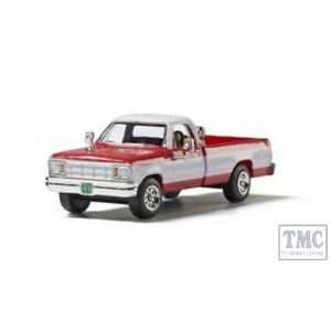 AS5371 Woodland Scenics 1:87 HO Scale Two-Tone Truck