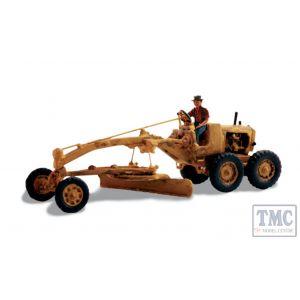 AS5560 Woodland Scenics OO/HO Scale GradyÕs Grader Plough
