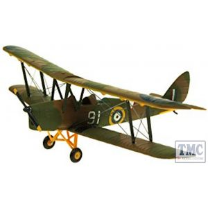 AV7221003 Aviation 72 1/72 DH82A TIGER MOTH RAF TRAINER T-6818