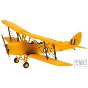 AV7221004 Aviation 72 1/72 DH82A TIGER MOTH RAF TRAINER N6537