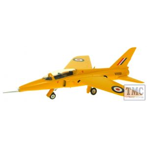 AV7222003 Aviation 72 1/72 FOLLAND GNAT RAF DISPLAY TEAM 'YELLOW JACKS' XR991