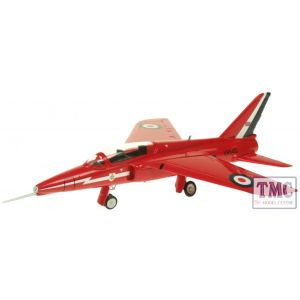 AV7222004 Aviation 72 1/72 FOLLAND GNAT RED ARROWS XR540