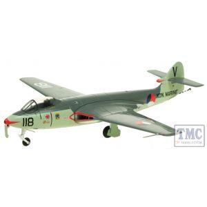 AV7223006 Aviation 72 1/72 HAWKER SEA HAWK FGA.6 860 SQN MARINE LUCHTVAARTDIENST K