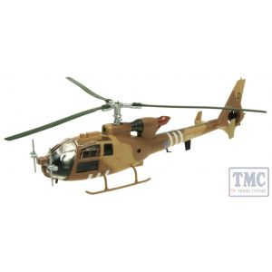 AV7224005 Aviation 72 1/72 WESTLAND GAZELLE AH.1 ARMY AIR CORPS DESERT STORM OPERATION GRANBY ZX321/D