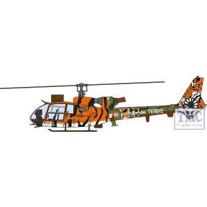 AV7224011 Aviation 72 1/72 WESTLAND GAZELLE ARMEE DE TERRE TIGER MEET