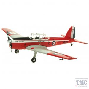 AV7226006 Aviation 72 1/72 DHC1 CHIPMUNK T.MK.10 ROYAL AIR FORCE BASIC TRAINER WP962 PRESERVED