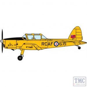 AV7226007 Aviation 72 1/72 DHC1 CHIPMUNK ROYAL CANADIAN AIR FORCE TRAINER 671