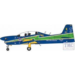 AV7227006 Aviation 72 1/72 SHORT TUCANO T27 BRAZILIAN AIR FORCE DISPLAY AEROPLANE