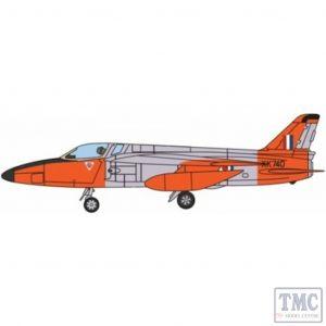 AV7228002 Aviation 72 1/72 FOLLAND GNAT SINGLE SEATER RAF XK740 NORTH WEALD 1963