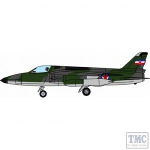 AV7228005 Aviation 72 1/72 FOLLAND GNAT SINGLE SEATER YUGOSLAV AIR FORCE MUSEUM