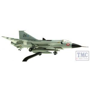 AV7241006 Aviation 72 1/72 SAAB DRAKEN J35 AUSTRIAN AIR FORCE 04