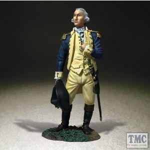 B10074 W.Britain George Washington, 1780-1783 Museum Collection
