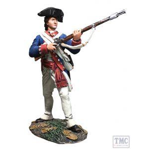 B16082 W.Britain Continental Line/1st American Regiment NCO, 1779-87 Clash of Empires 1754-95