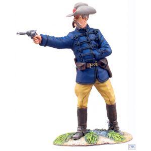 B20060 W.Britain British Lt. Colonel Anthony Durnford RE Zulu War Collection Matte