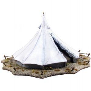 B20070 W.Britain British Bell Tent Zulu War Collection Matte