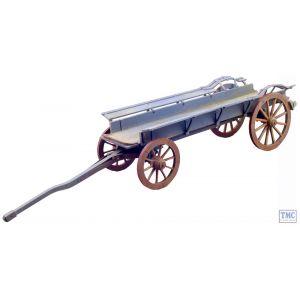 B20075 W.Britain Ox Wagon Zulu War Collection Matte