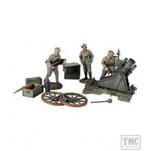 B23083 W.Britain 1916-18 German 170 cm Minenwerfer Infantry 11 Piece Set World War I Collection