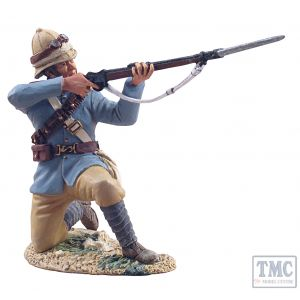 B27001 W.Britain British Dismounted Camel Corps Trooper Kneeling Firing No.1
