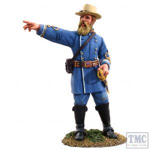B31022 W.Britain Confederate General John Bell Hood American Civil War 1861-65