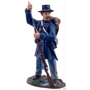 B31094 W.Britain Union Infantry Iron Brigade Loading 1 American Civil War Collection