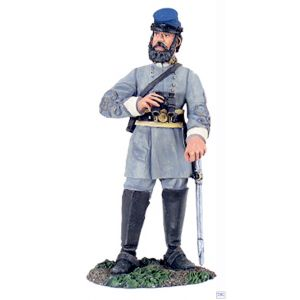 B31116 W.Britain Confederate General Stonewall Jackson 2 American Civil War Collection (Discontinued)