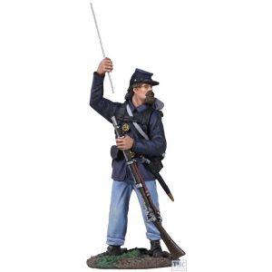 B31210 W.Britain Union Infantry Standing Ramming No.2 American Civil War 1861-65