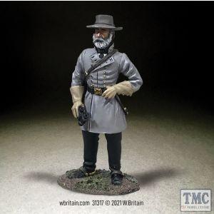 B31317 W.Britain Confederate General Robert E. Lee American Civil War 1861-65