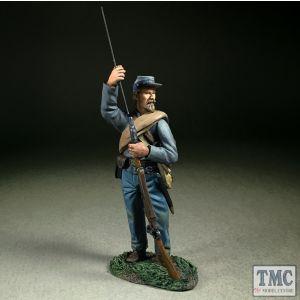 B31357 W.Britain Confederate Infantry Ramming Cartridge No 2 American Civil War 1861-65