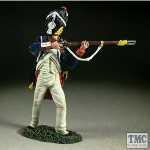 B36180 W.Britain French Imperial Guard Standing Firing at Will Napoleonic Wars 1803-15