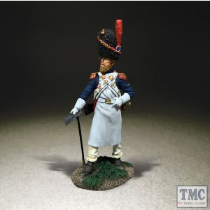 B36185 W.Britain French Imperial Guard Sapper Napoleonic Wars 1803-15