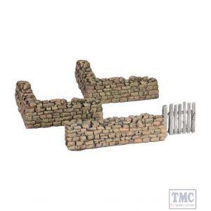 B51034 W.Britain Rorke's Drift Kraal Corner and Gate Sections 3 Piece Set Zulu War Collection Matte