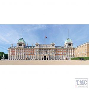 B51045 W.Britain Horse Guards Parade Post-WWII Scenic Backdrop Scenics Collection