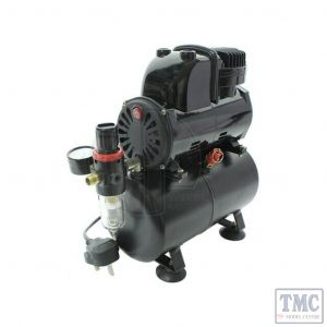 BA1100 Badger AIR COMPRESSOR WITH AIRTANK FOR BADGER AIRBRUSH
