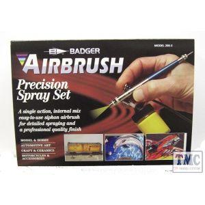 BA2003 Badger Siphon Feed Model 200-3 Airbrush pack