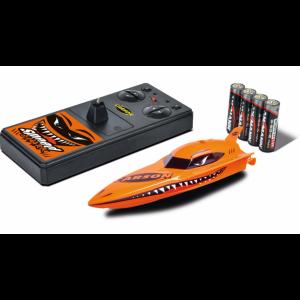 C108036 Carson RC Speed Shark Nano 2.0 2.4G 100% RTR orange