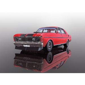 C3937 Scalextric Ford XY Road Car - Candy Apple Red