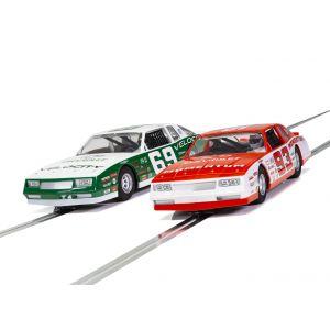 C3947 Scalextric Chevrolet Monte Carlo 1986 No.69 (Green & White)