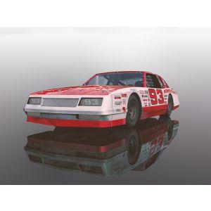 C3949 Scalextric Chevrolet Monte Carlo 1986 No.93 - Red & White