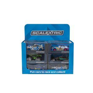 C3984 Scalextric 12 Assorted Super Resistant Cars