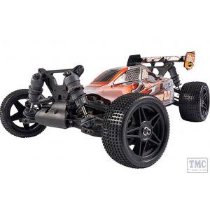 C404199 Carson RC 1:10 X10 Dirt Warrior Sport 2.0 100% RTR