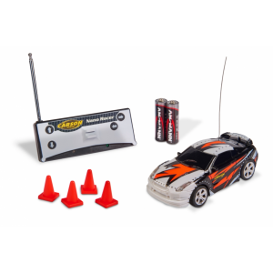 C404217 Carson RC 1:60 Nano Racer Slash 40 MHz 100% RTR