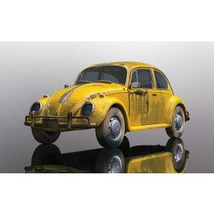 C4045 Scalextric Volkswagen Beetle rusty yellow