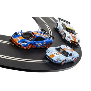 C4109A Scalextric ROFGO Collection Gulf Triple Pack LIMITED EDITION