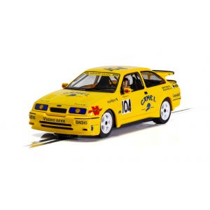 C4155 Scalextric Ford Sierra RS500 - Came 1st