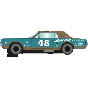 C4160 Scalextric Mercury Cougar - No 48