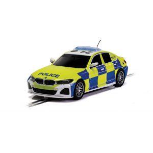 C4165 Scalextric BMW 330i M-Sport - Police Car