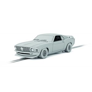 C4176 Scalextric Ford Mustang Boss 302 - Martin Birrane