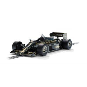 C4234 Scalextric Lotus 97T - Portugese GP 1985 - Ayrton Senna