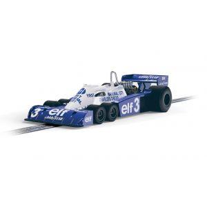 C4245 Scalextric Tyrrell P34 - 1977 Belgian Grand Prix