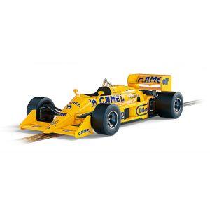 C4251 Scalextric Lotus 99T - Monaco GP 1987 - Ayrton Senna